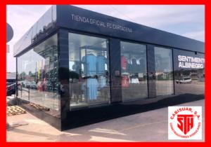 FC Cartagena tienda oficial - Cabisuar Proyectos